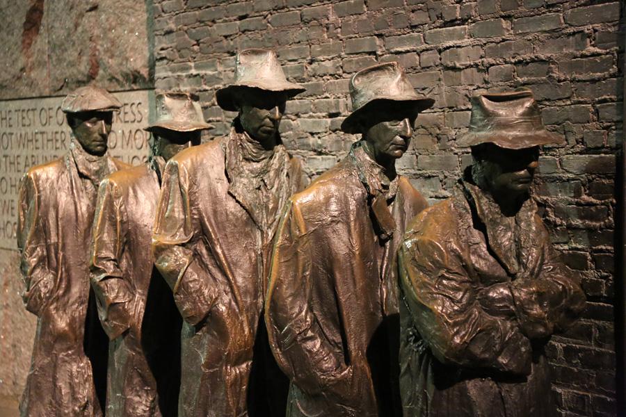FDR Memorial, Washington, D.C.