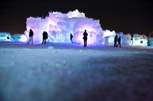 Ice Castles, Minnesota