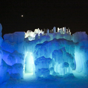 Ice Castles: Mall of America