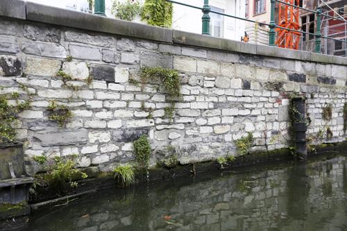 Canal Ride, De Bootjes van Gent, Ghent, Belgium