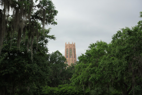 Bok Tower Gardens in Lake Whales, FL