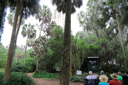 Bok Tower Gardens in Lake Whales, FL