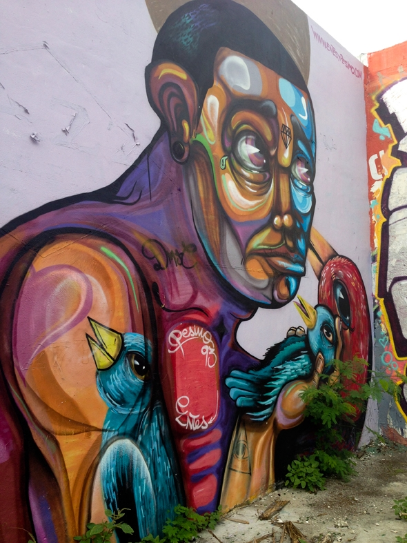 Wynwood Art Walls, Miami, FL