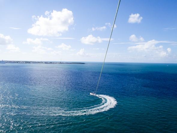 Parasailing, Key West, FL