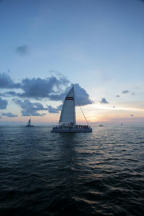 Schooner Jolly II Rover, Sunset Sail, Key West, FL