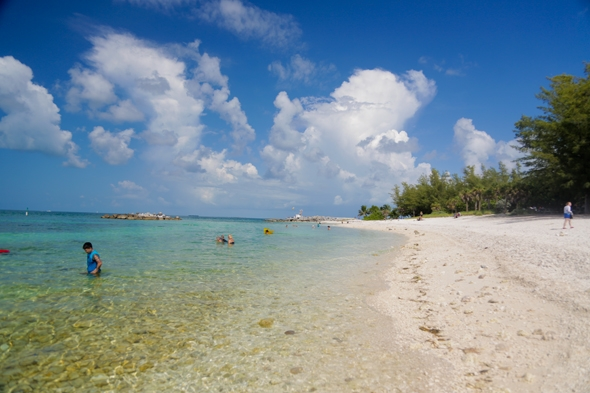 Fort Zachary Taylor Historic State Park in Key West, FL