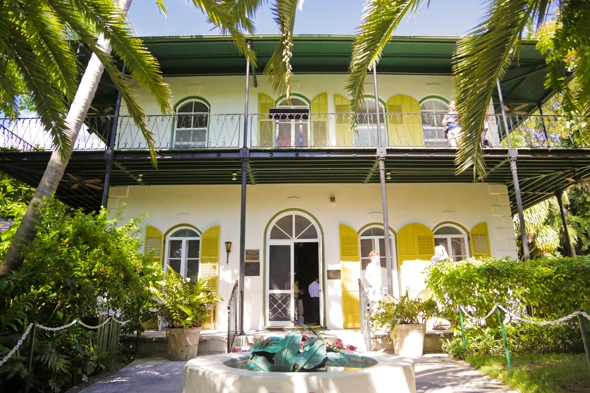 Hemingway House, Key West, FL
