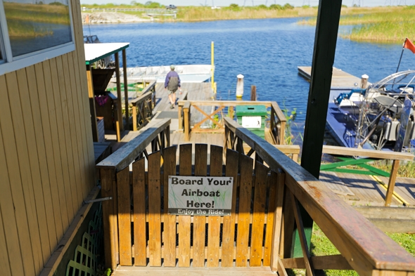 Airboat Tours in the Florida Everglades