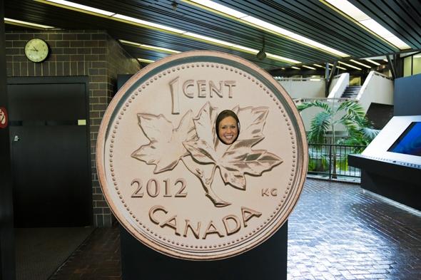 The Royal Canadian Mint, Winnipeg, Canada