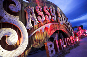 Las Vegas Off The Strip, Neon Museum