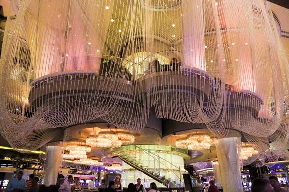 Chandelier Bar at The Cosmopolitan, Las Vegas, NV