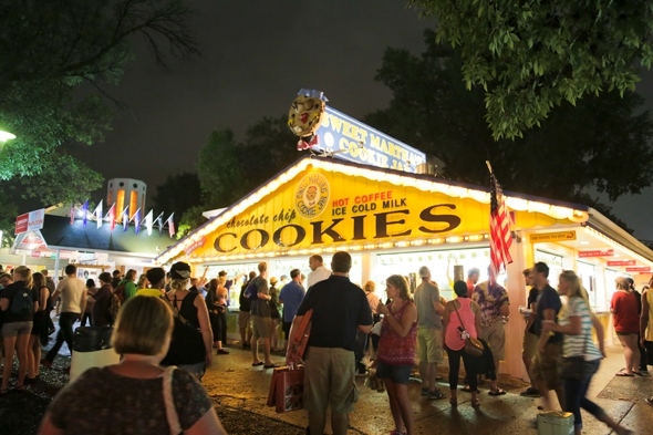 The Minnesota State Fair, St. Paul, Minnesota