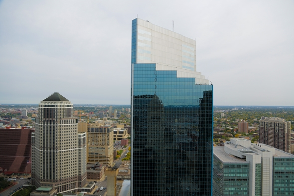 Foshay Tower Museum and Observation Deck in Minneapolis, Minnesota