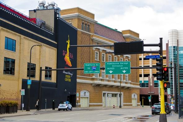 Orpheum Theater in Minneapolis, Minnesota