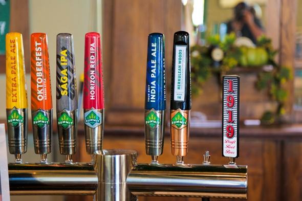 Summit Brewing Company Brewery Tour in Saint Paul, Minnesota