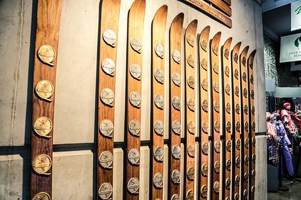 Olympic Park Museum in Park City, Utah