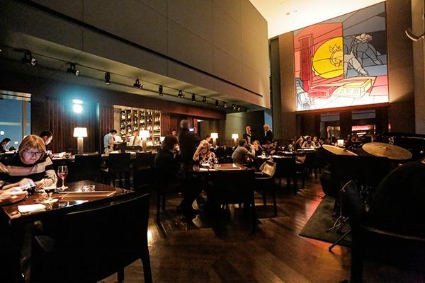 New York Bar, Park Hyatt Tokyo, Tokyo Observation Towers, Tokyo, Japan