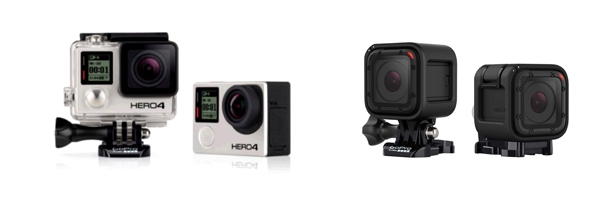 Holiday Gift Ideas for Travelers, Wander The Map, GoPro Hero 4