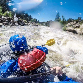 White Water Rafting with River Runners in Buena Vista, Colorado