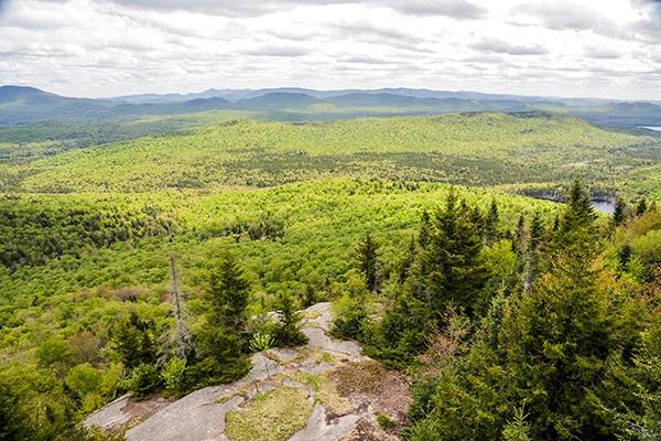 Owl's Head Hike, Adirondack Mountains, New York