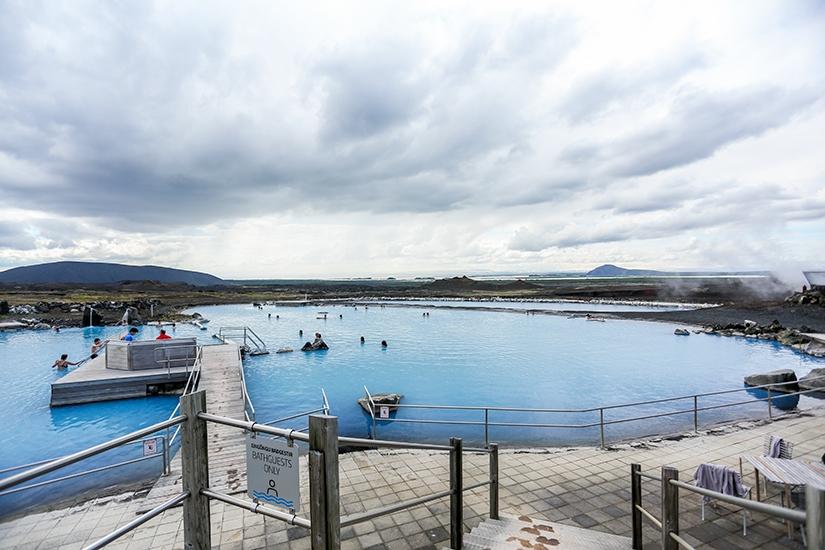 Myvatn Nature Baths, Hot Springs in Iceland