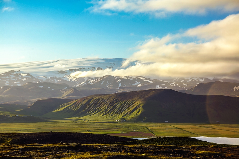 Photo Essay Happy Camper Road Trip in Iceland