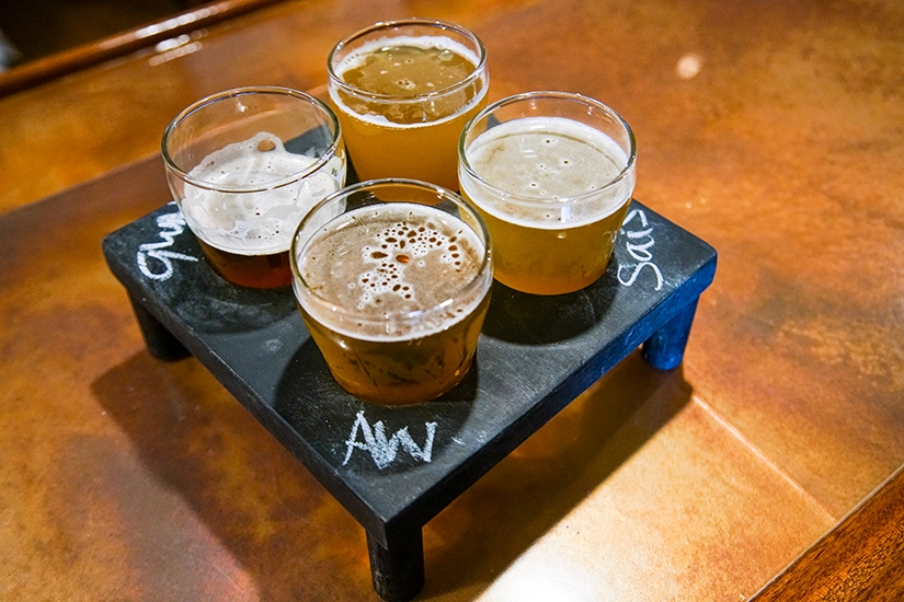 RailHead Brewing Company, Winery and Brewery Trail, Finger Lakes, New York