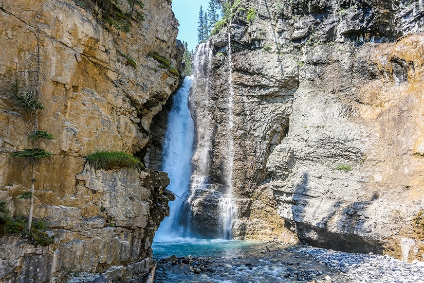 Johnston Canyon Hike, Banff National Park, Canada