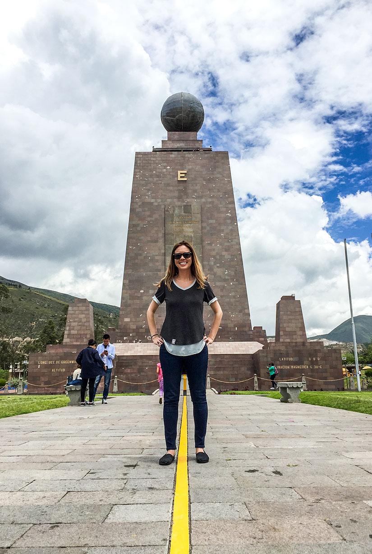 Middle of the World Tour, Quito, Ecuador