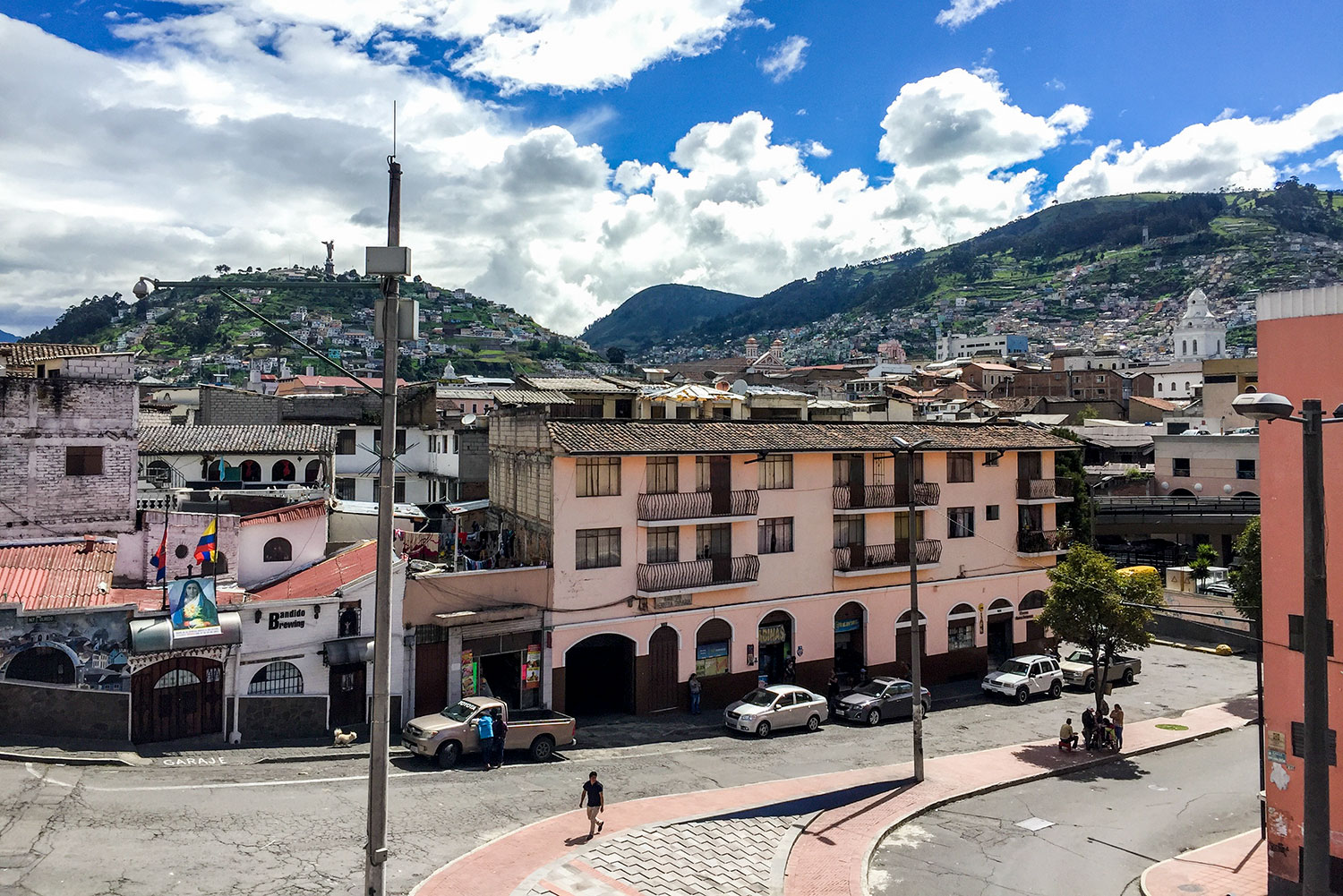 Quito Free Walking Tour, Ecuador