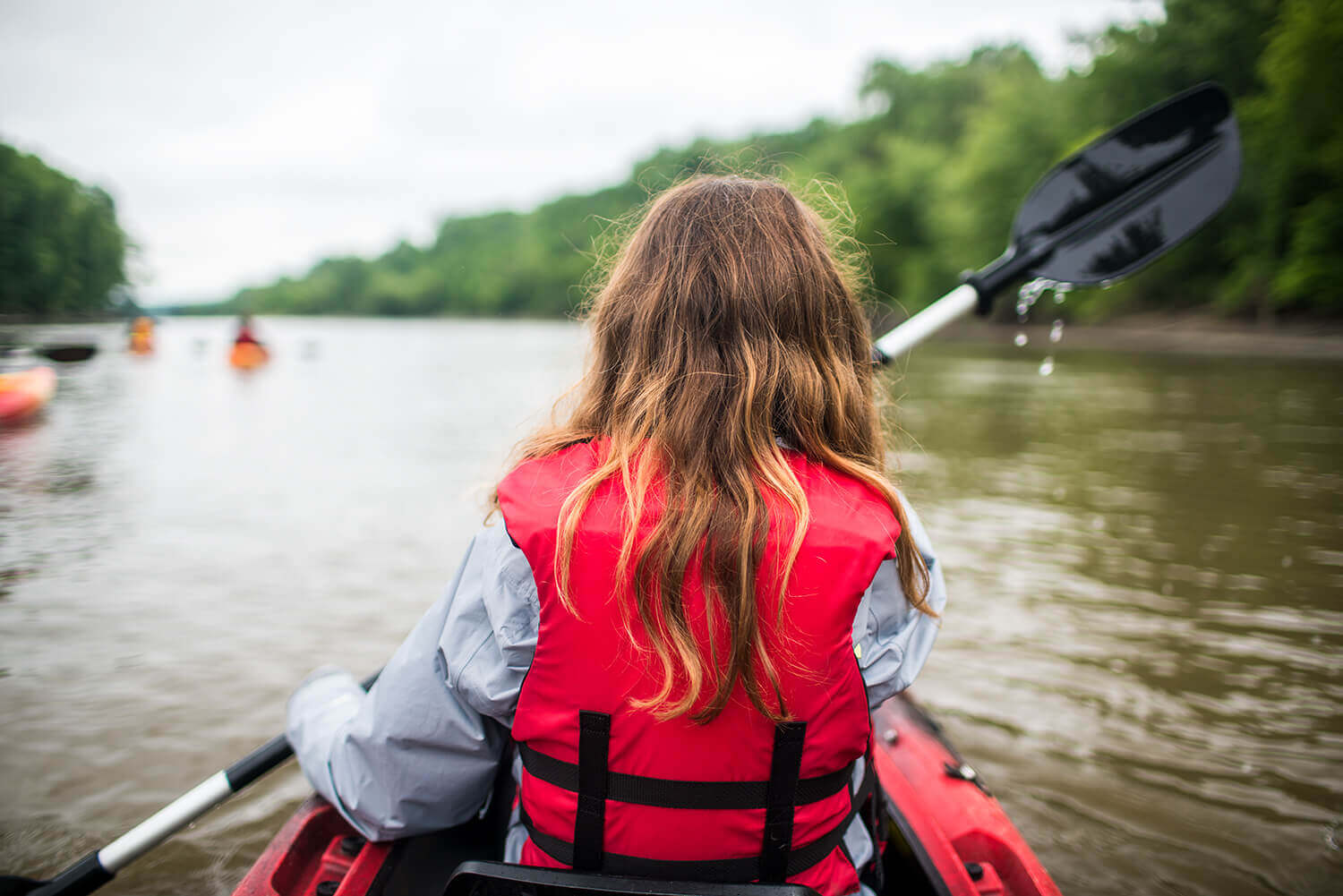 St Paul Kayaking on the Mississippi River with Minnesota Adventure Co