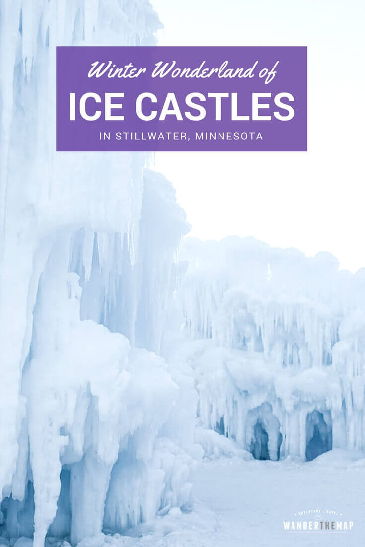 Ice Castles: Magical World of Winter in Minnesota