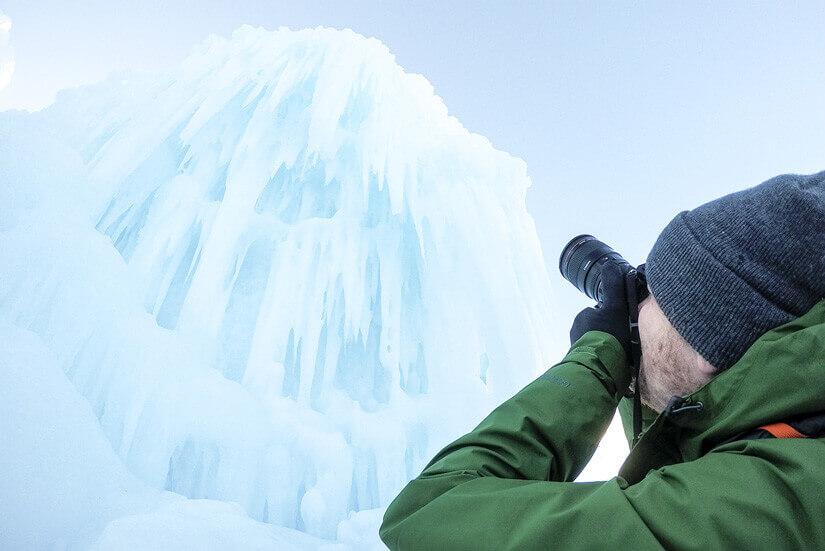 Ice Castles, Stillwater, MN