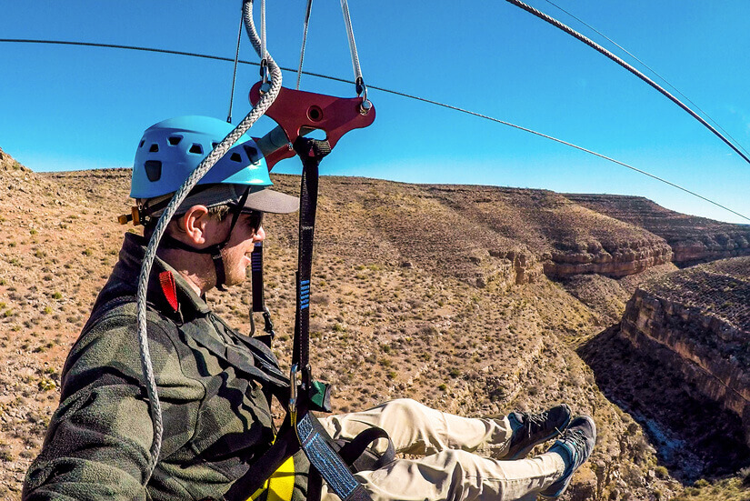 Adventures at Grand Canyon West