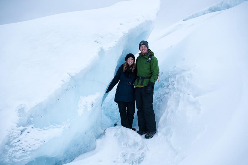 Matanuska Glacier Hiking in Anchorage, Alaska