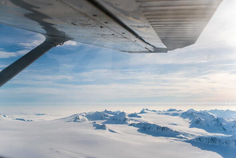 Scenic Plane Tour in Homer, Alaska