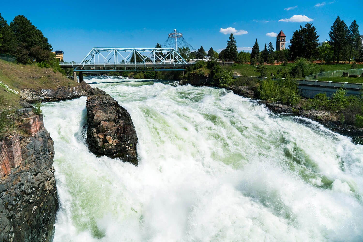 Adventures in Spokane, Washington