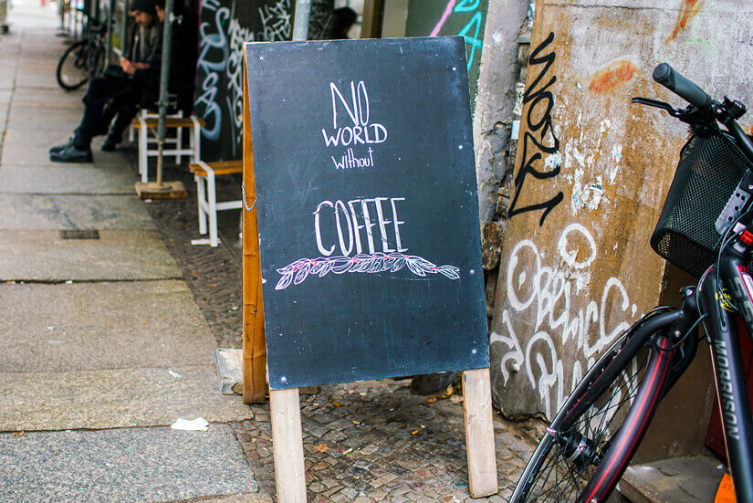 Coffee Tour in Berlin, Germany
