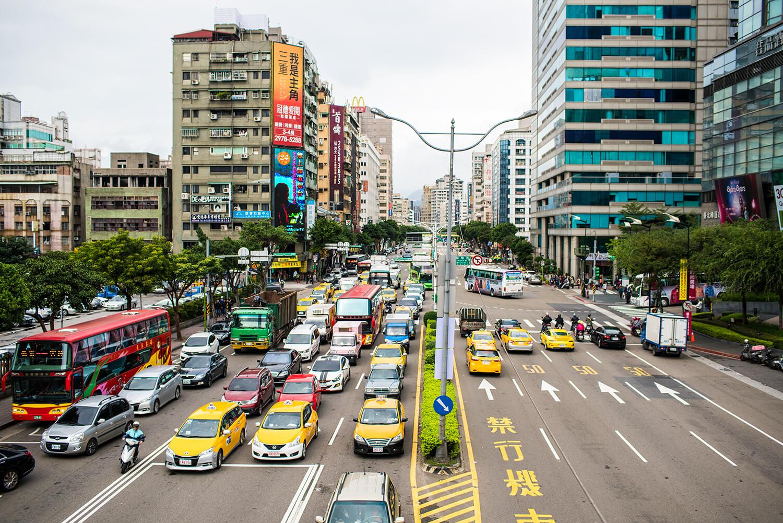 Photo Essay, Taipei, Taiwan