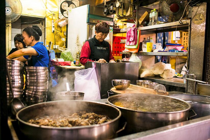 Best Food in Taipei, Taiwan