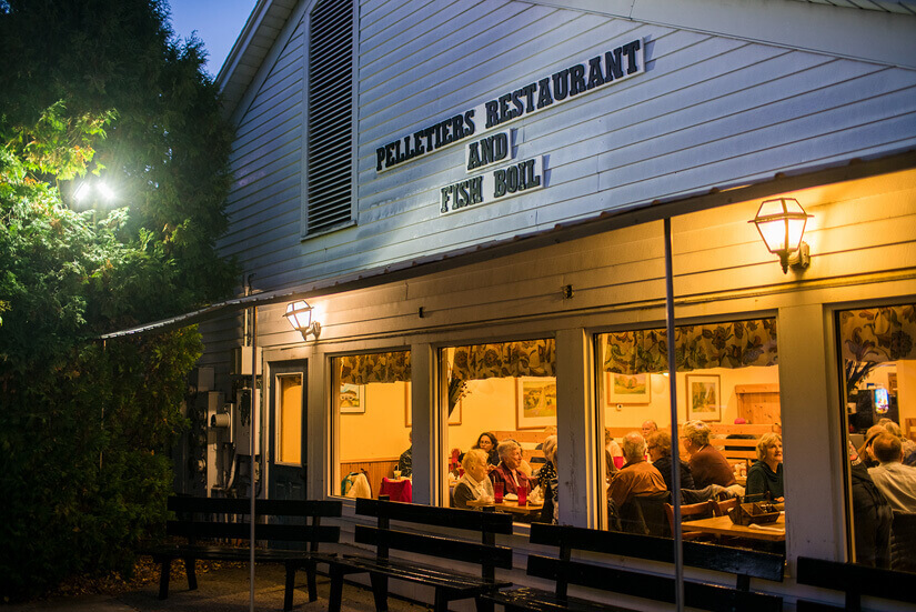 Favorite Restaurants in Door County, Wisconsin