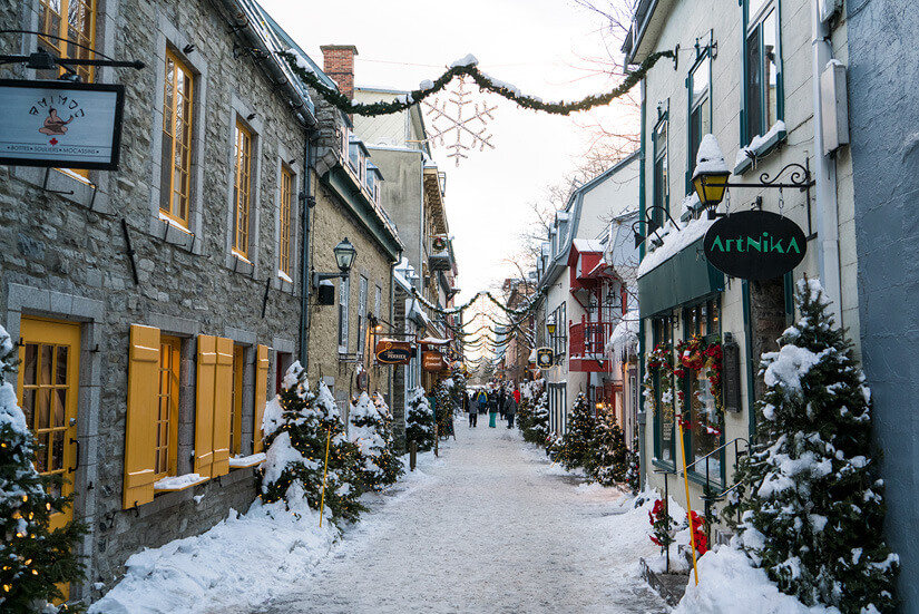 A Photo Essay: Quebec City, Quebec, Canada