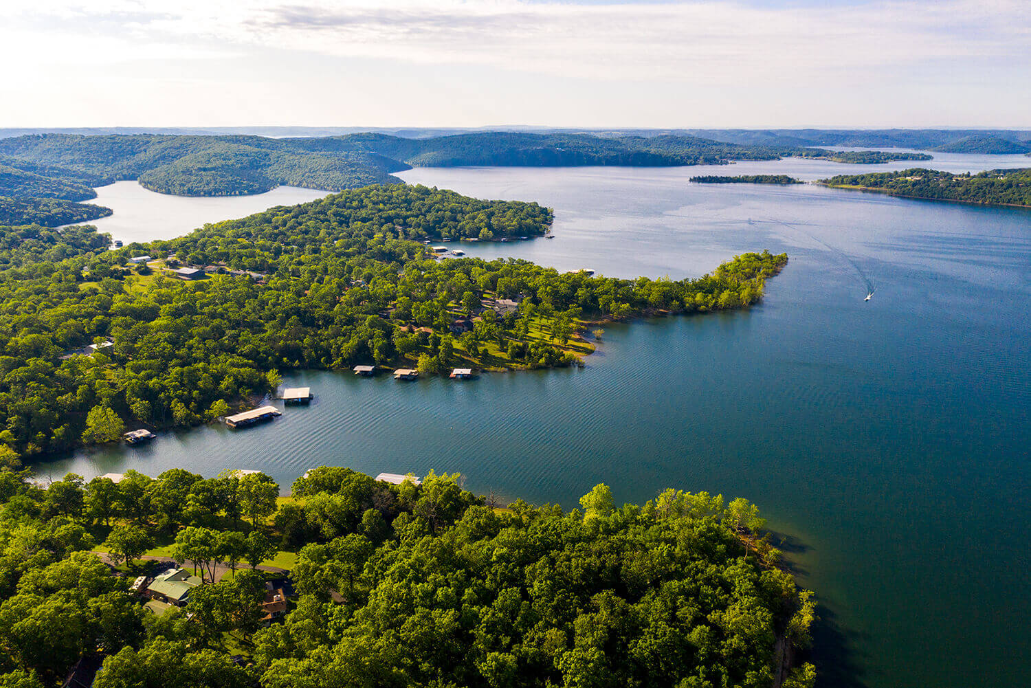 Adventures Around Table Rock Lake in Missouri