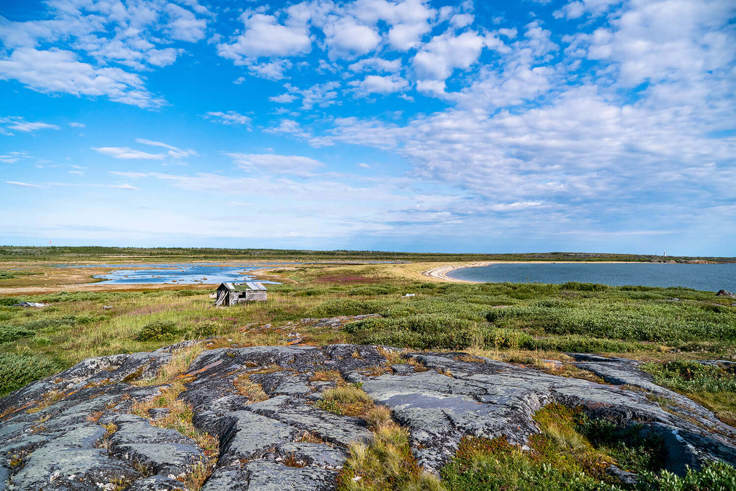 Sloop Cove, Hiking in Churchill, Manitoba