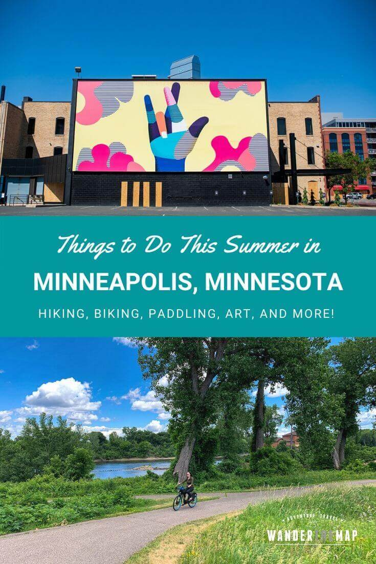 Outdoor Adventures: Things to Do in Minneapolis This Summer