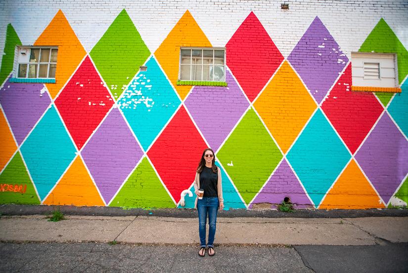 Street Art, Minot, North Dakota Road Trip