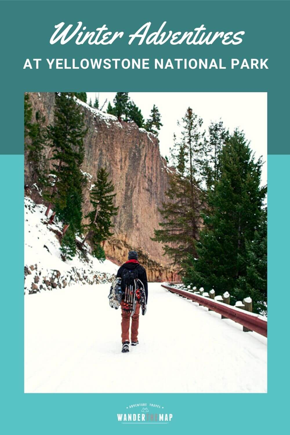 DIY Winter Adventures in Yellowstone National Park